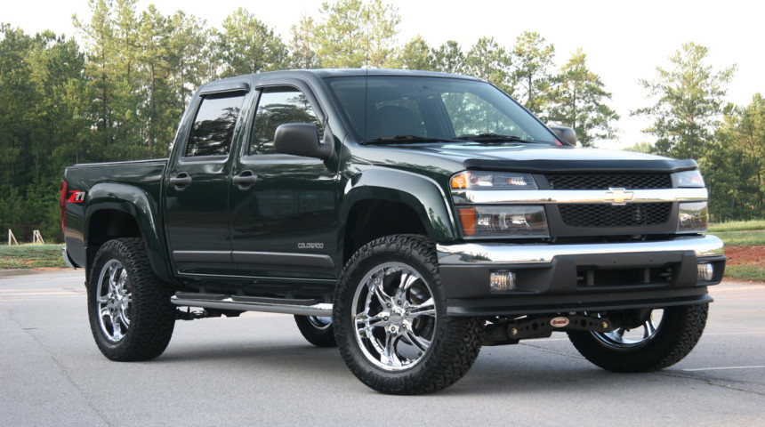 2004 Chevy Colorado Z71
