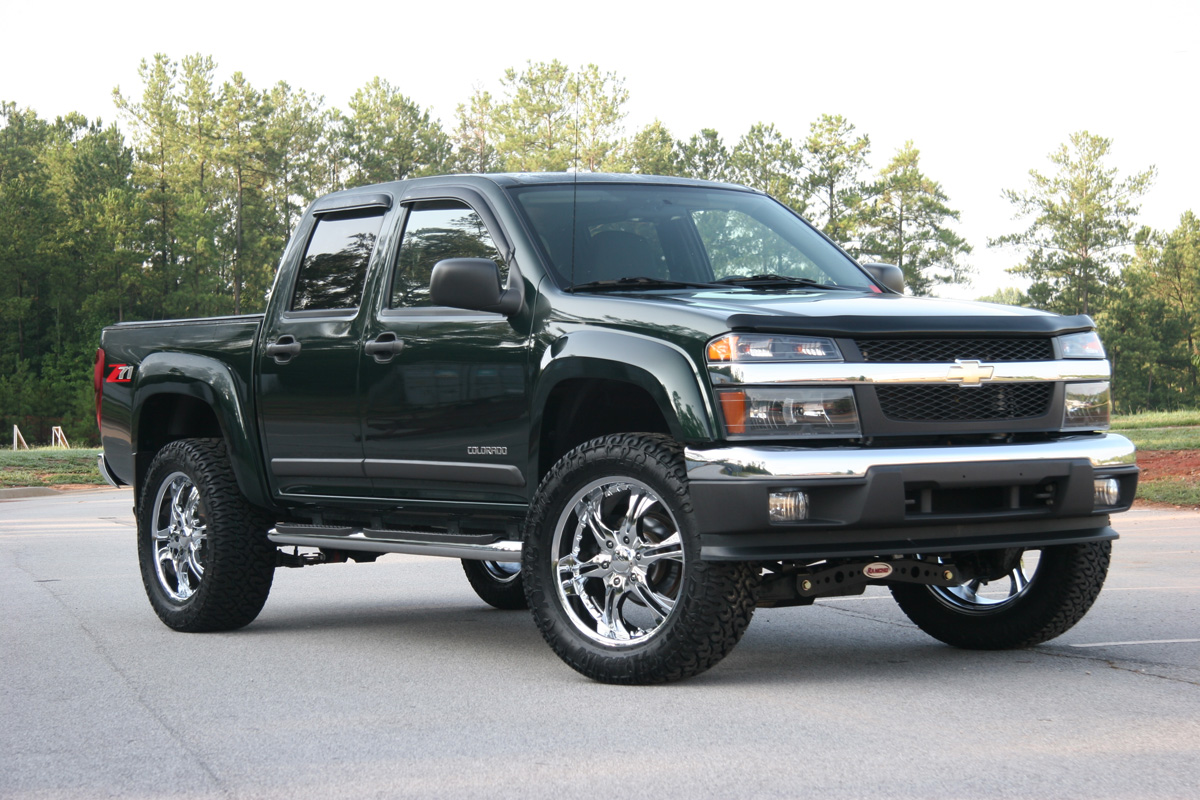 Lifted Chevy Colorado >> 2004 Chevy Colorado Z71 - Trinity Motorsports