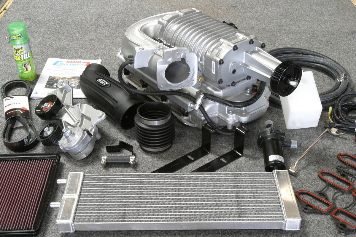 2006 Supercharged Silverado - Trinity Motorsports