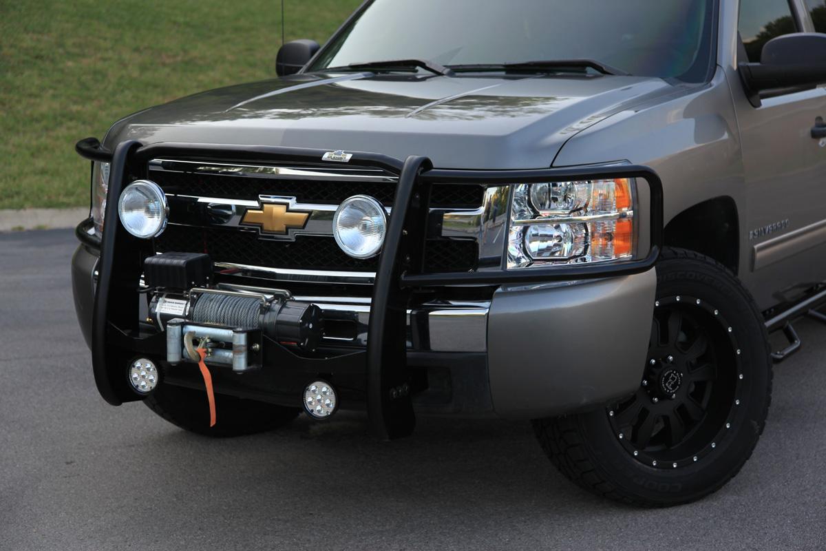 2008 Chevy Silverado Grille