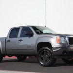 2010 Sierra Low and Lift