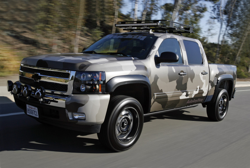 2010 Gmc Sierra Lifted >> Lifted GM Trucks and SUVs - Trinity Motorsports