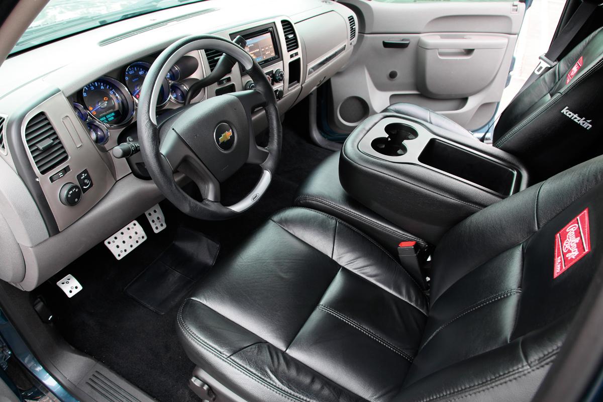 Build A Silverado >> 2011 Chevy Silverado build after interior upgrades ...