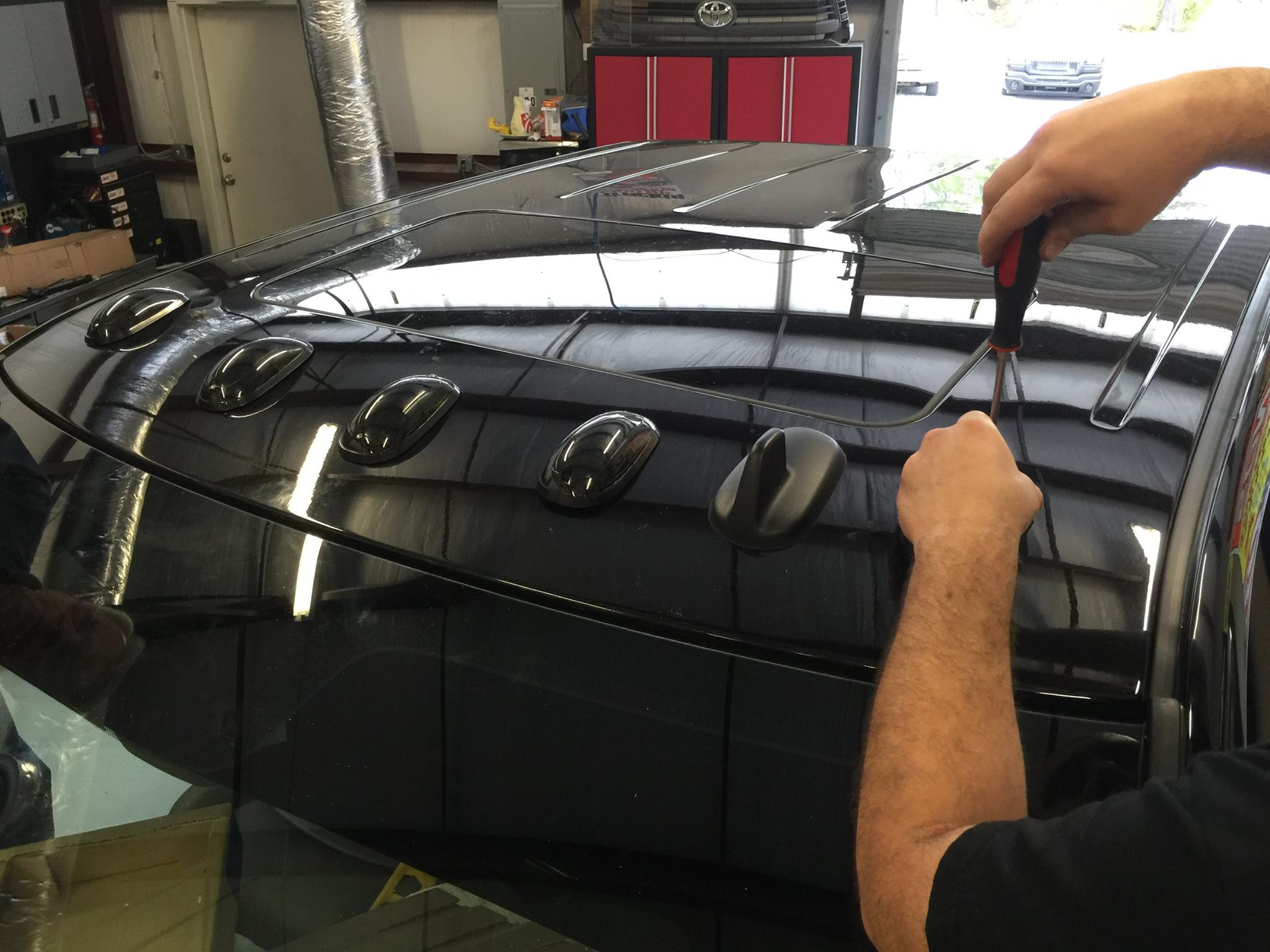 2016 Dodge 2500 Beast Lights Trinity Motorsports