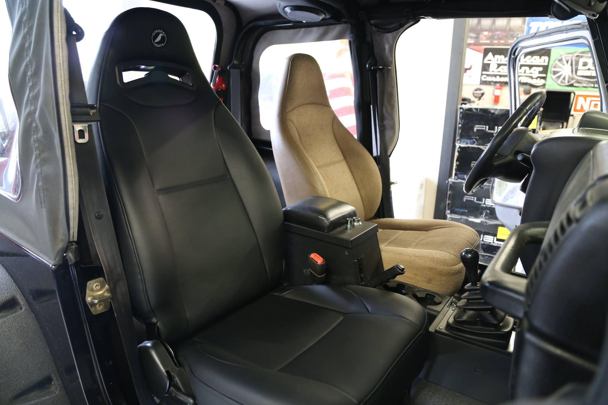 2002 Jeep Wrangler Tj Trinity Motorsports