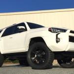 Lifted 2016 Toyota 4 Runner XD Wheels