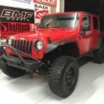 Lifted Poison Spyder Jeep JK Wrangler Unlimited