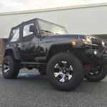 2002 Jeep Wrangler TJ