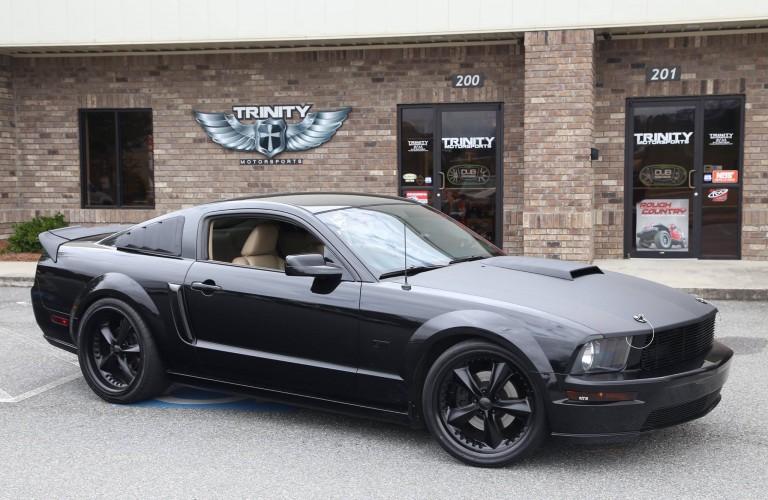 Mustang Foosewheels X