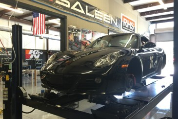 Shop pics Porsche OCT 15