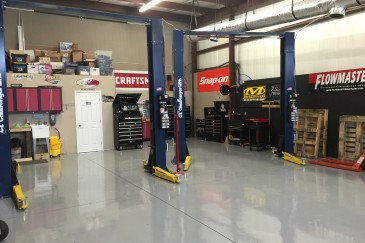 Trinity Motorsports Shop Pic 1