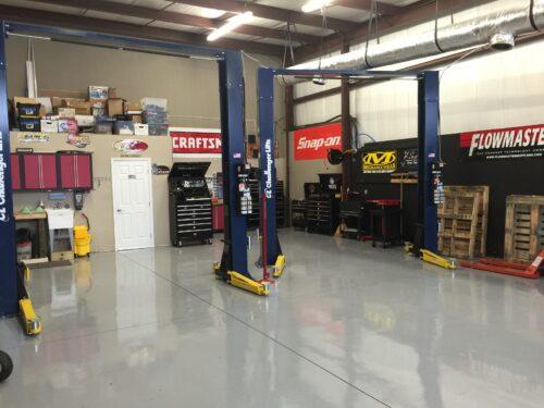 Trinity Motorsports Shop Pic 1