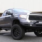 Lifted 2014 Toyota Tundra on Big Blocks