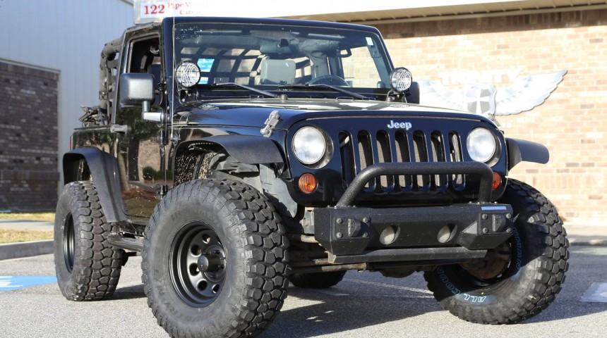 2009 Jeep JK NeedMud
