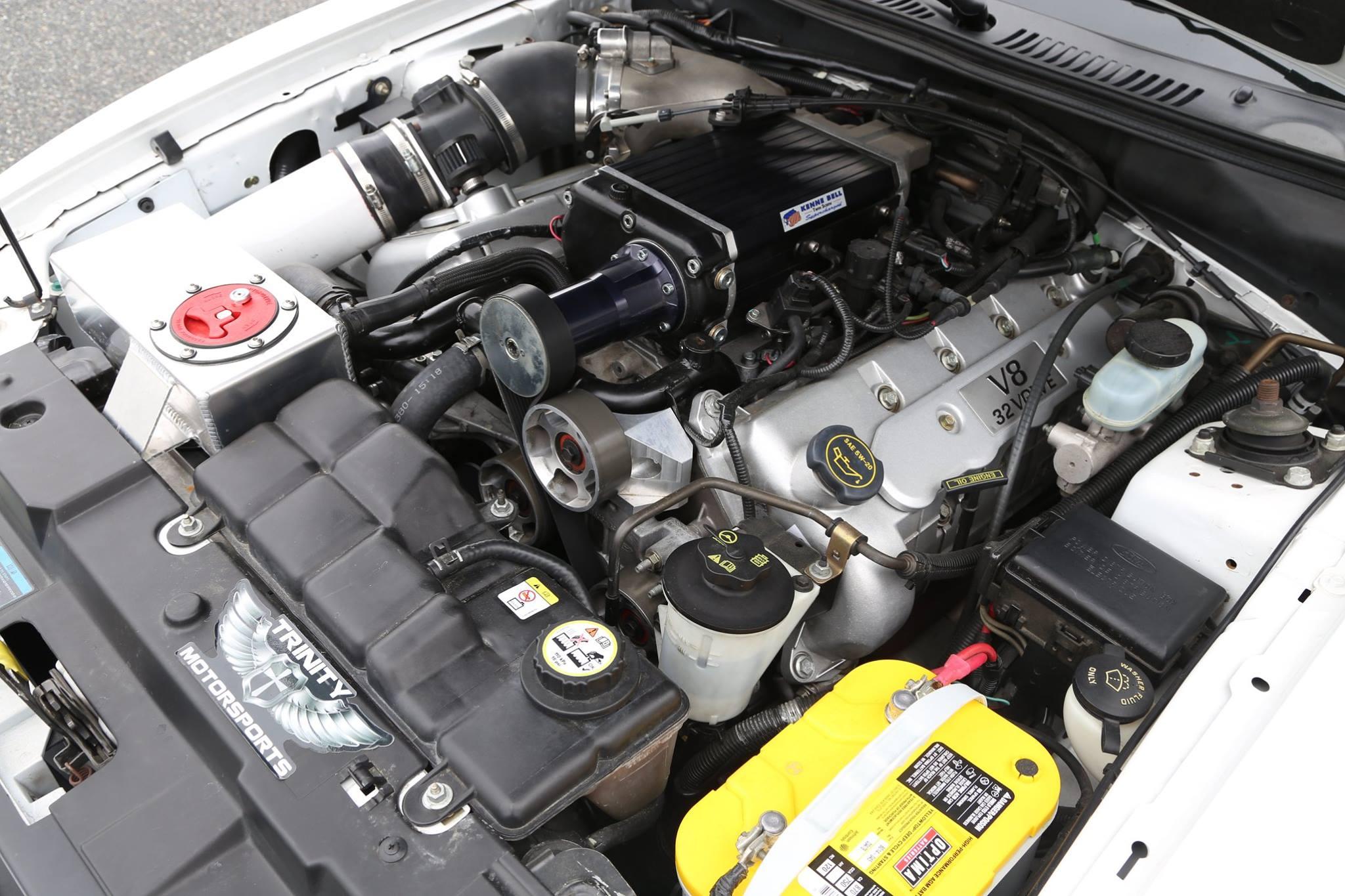 2003 Mustang Cobra Kenne Bell 2 2 - Trinity Motorsports