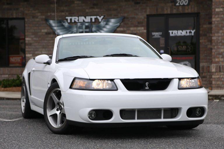 Terminator Mustang Upgrades