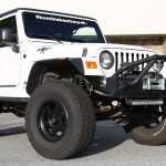 2005 Jeep TJ Currie Lift