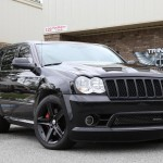 Demonized SRT8 Grand Cherokee