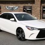 2016 Toyota Camry TIS Wheels