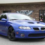 05 Pontiac GTO exhaust and tune