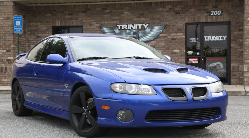 05 Pontiac GTO exhaust and tune