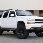 2004 Lifted Suburban Z71