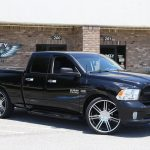 2004 Dodge Ram 2/3 drop on 26s
