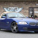 BMW Z4 Niche Turin Wheels