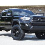 2016 Toyota Tacoma Lifted on Fuel Vapors