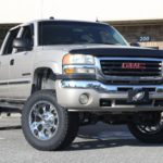 2005 GMC 2500HD lift-4