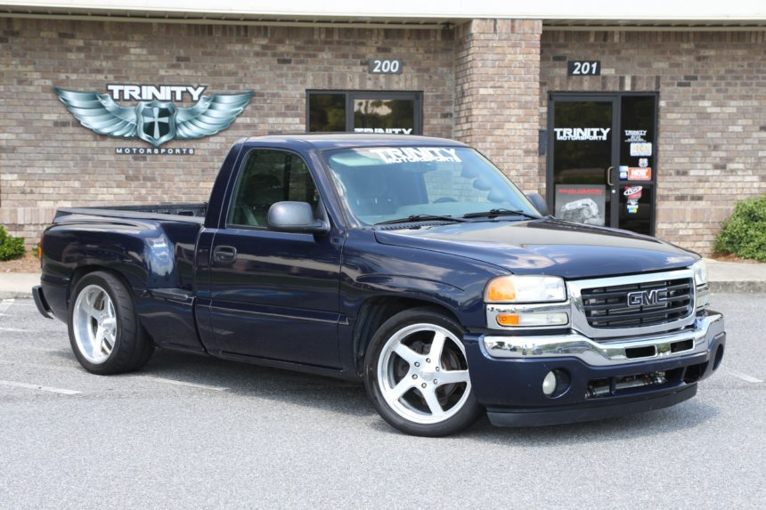 2005 Chevrolet Silverado 1500 Work Truck >> Lowered GM Trucks and SUVs - Trinity Motorsports
