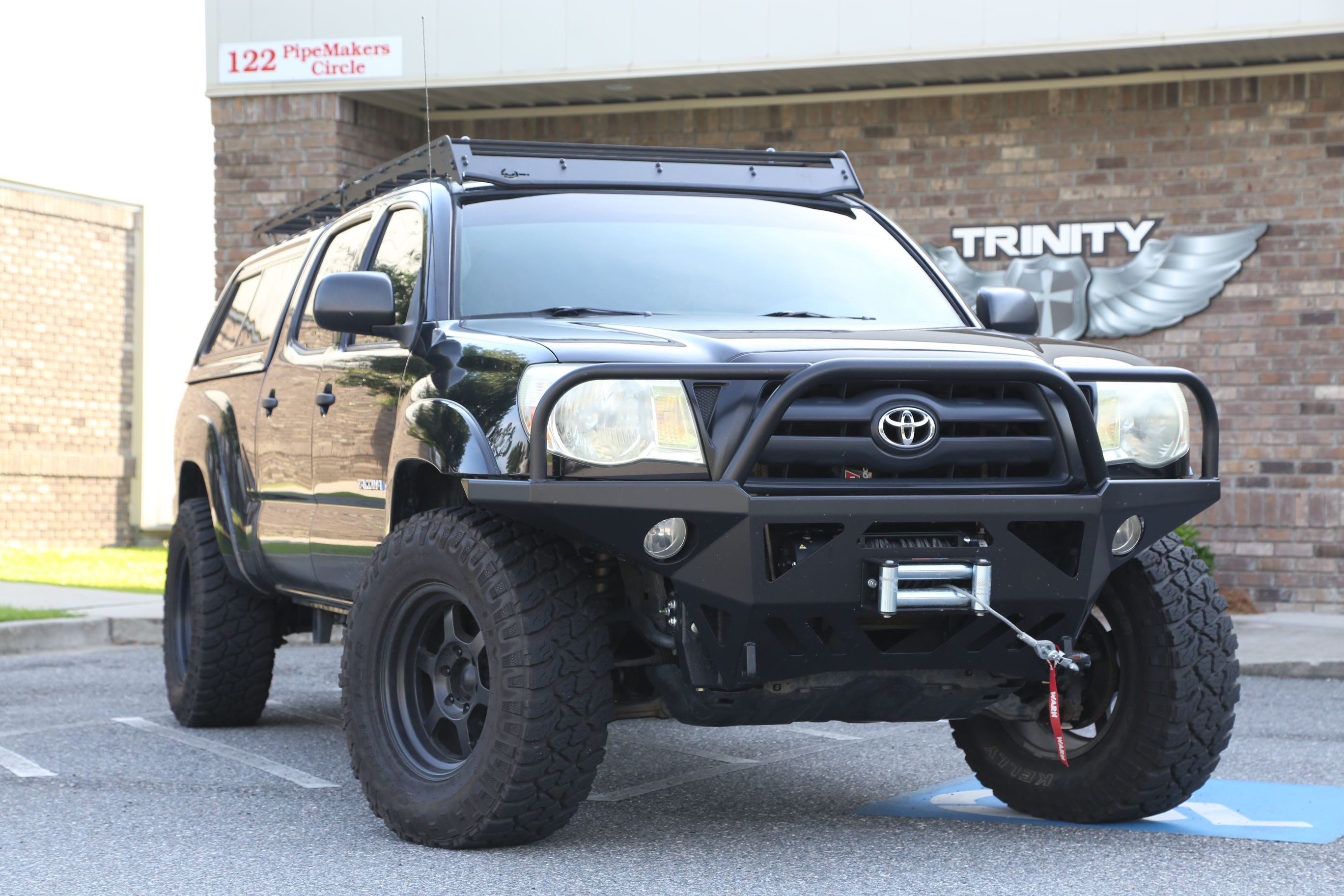Toyota Ta a 4wd Gears Arb Locker on gmc sierra 4 lift