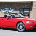 06 Miata with American Racing Wheels