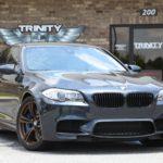 2013 BMW M5 w/ Eisenmann Exhaust