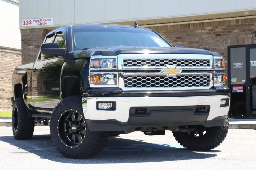2015 Chevy Silverado Lifted >> 2015 Chevy Silverado 5 In Lift 3 Trinity Motorsports