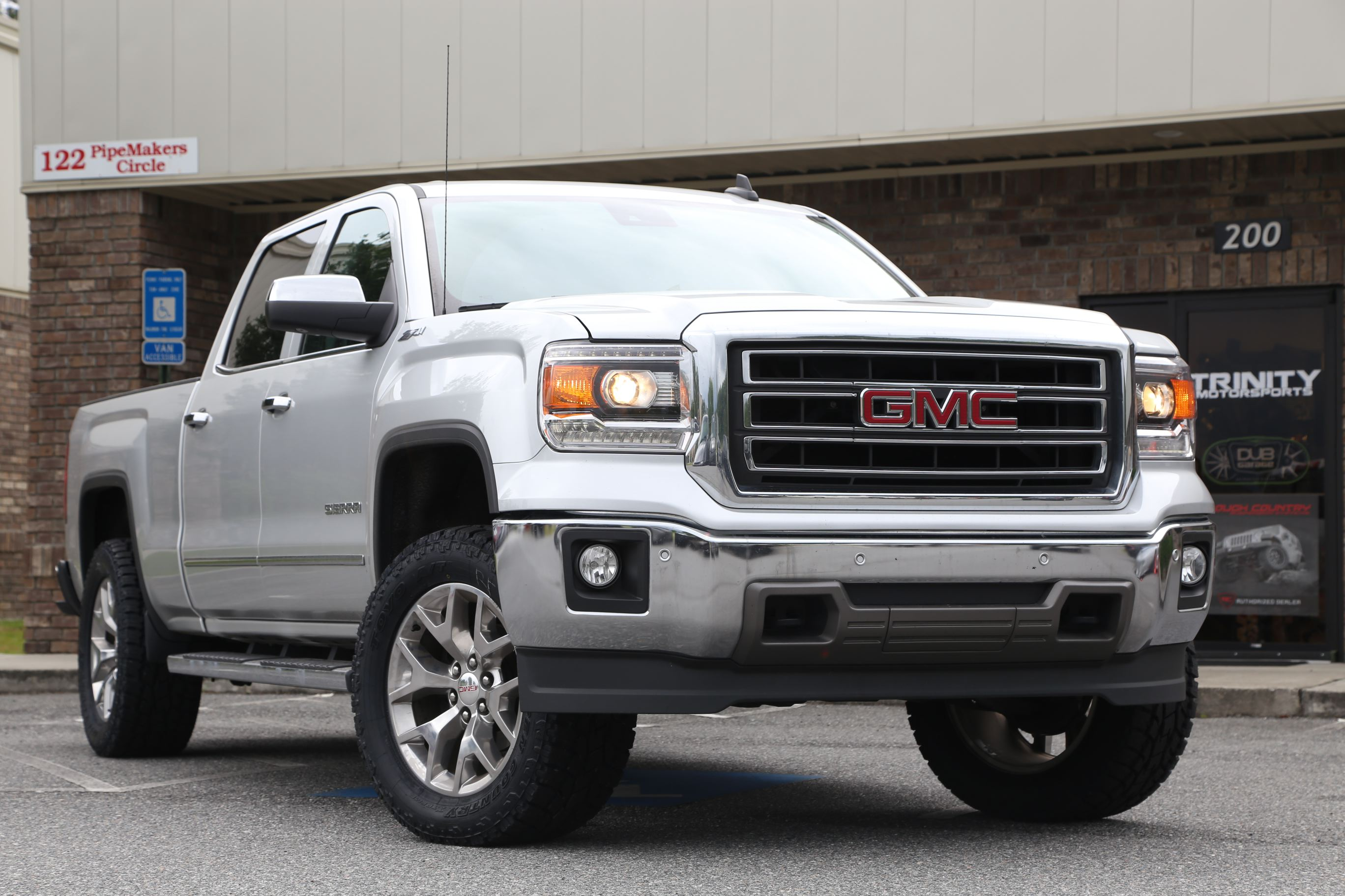 hd carsnews truck news heard before never refinements gmc sierra denali with