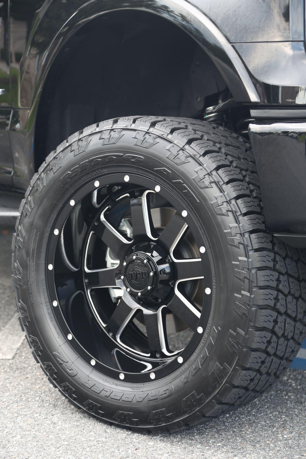 "6"" Lifted '16 Ford F150 on Gear Alloys - Trinity Motorsports"
