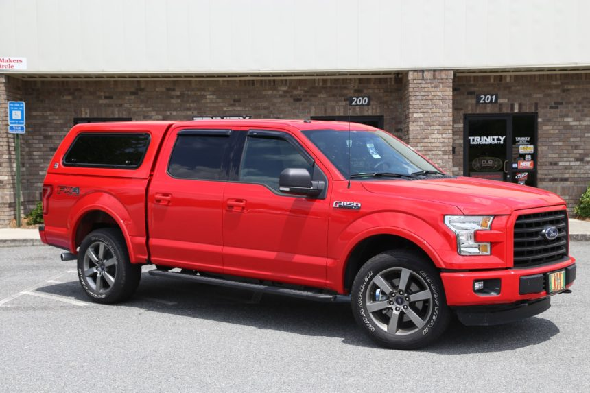 F150 Vs Sierra 2017 >> Ford F150 Camper Shell   2017, 2018, 2019 Ford Price, Release Date, Reviews