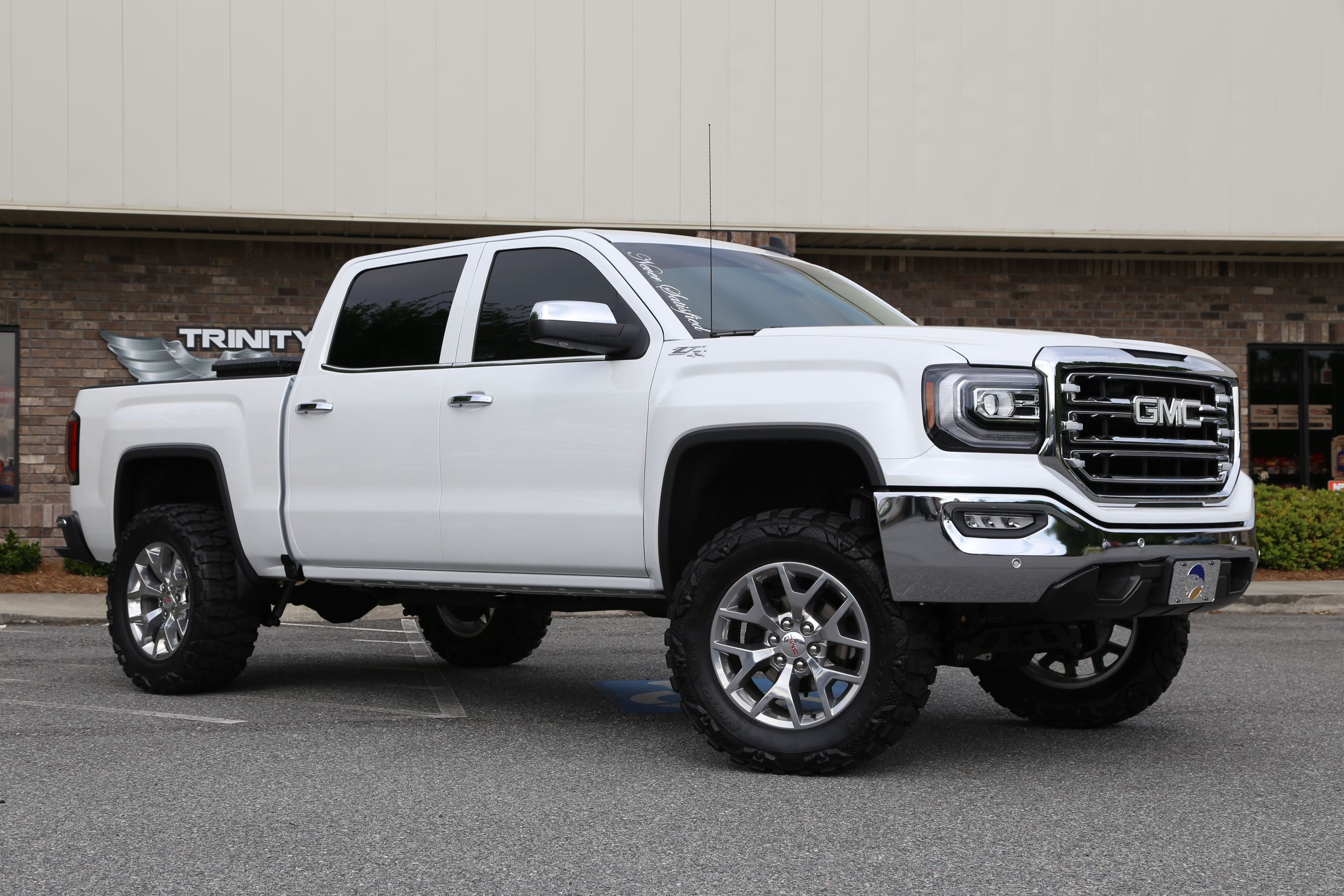 2018 GMC Sierra 1500 CUSTOM LIFTED ELEVATION LEATHER NAV ... |Lifted Gmc Sierra