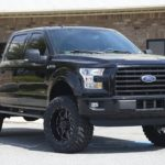 6″ Lifted '16 Ford F150 on Gear Alloys