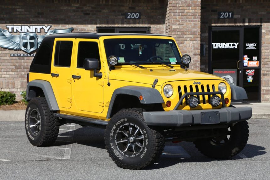 jeep fastback jku hardtop wrangler lifted hard promaxx jeeps trinity motorsports wheels toyota jk xd runner