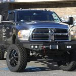 Lifted 13 Ram Dualie with Fuel Mavericks
