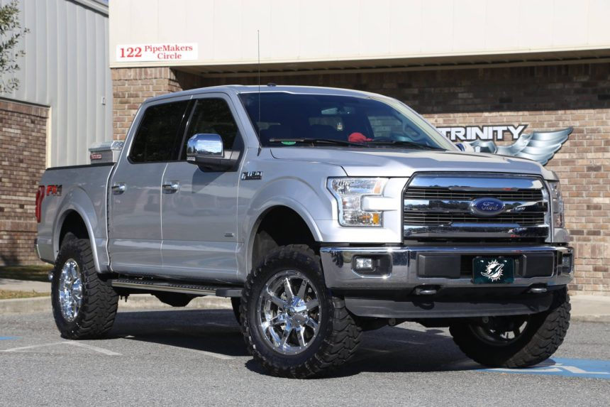Lifted Ford Trucks - Trinity Motorsports