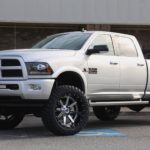 2500HD Ram lifted on 38s
