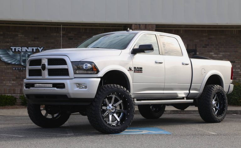 Lifted Dodge Cummins For Sale >> 2500HD Ram lifted on 38s - Trinity Motorsports