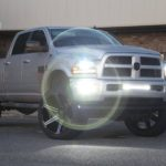 Lifted Ram with 26s