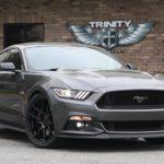 Mustang GT w/ Velgen Wheels and Nitto Tires