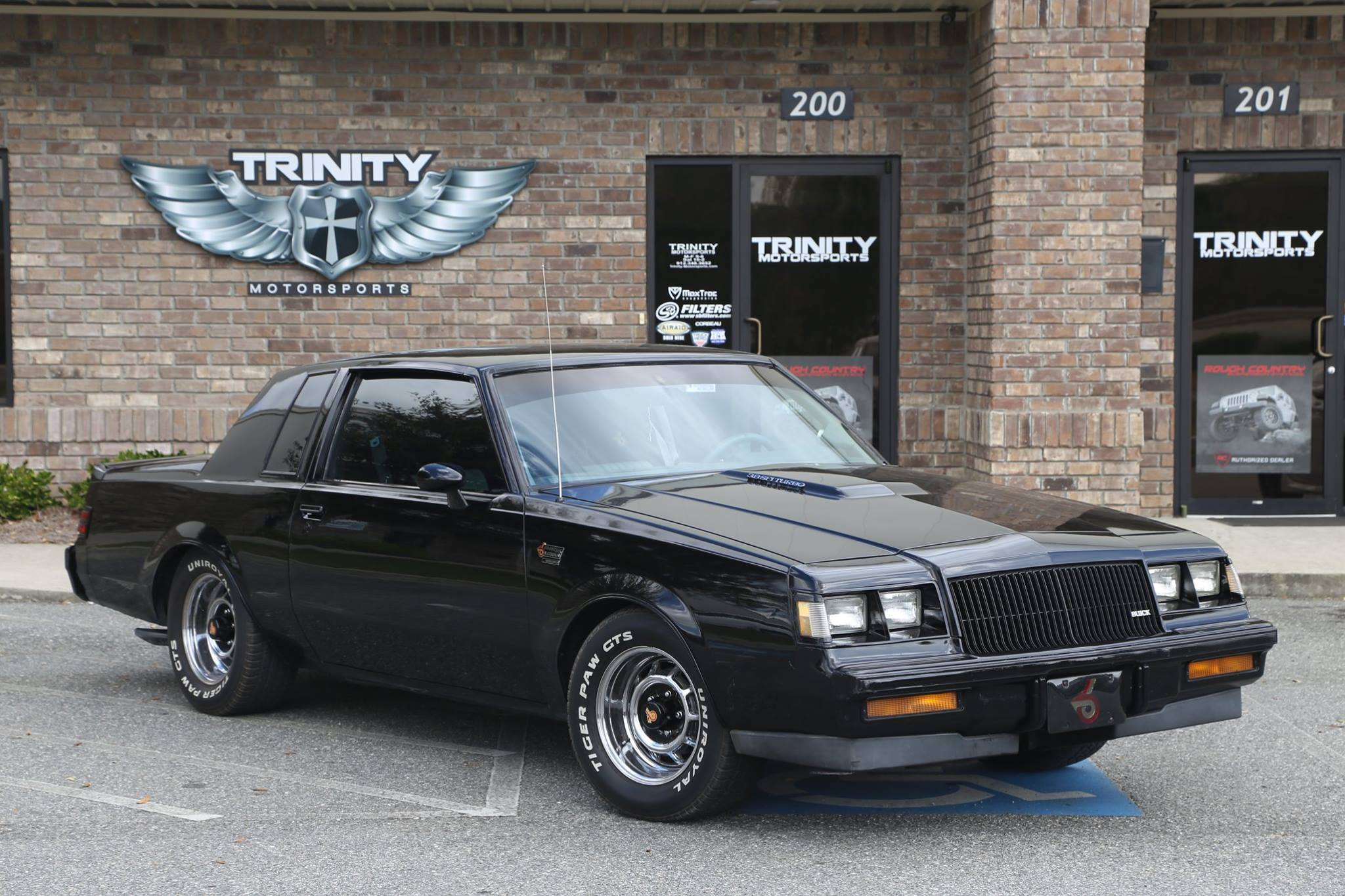 1987 buick grand national #8