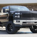 McGaughy 9″ Lifted Silverado on Fuel Renegades