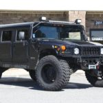 Lifted Hummer H1 on Moto Metals